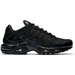 Nike Air Max TN Plus Herrenschuhe Turnschuhe Herren Sneaker Black  604133 050