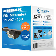 611 05.77-02.96 AHK starr Elektrosatz PKW 602 7po Für T1 207-410D 601 uni