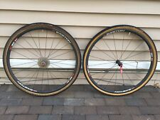 Easton ec90 SLX Carbon Wheelset Tubular