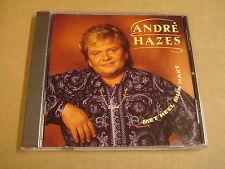 CD / ANDRE HAZES - MET HEEL MIJN HART