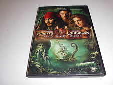 DVD  Pirates of the Caribbean 2: Dead Man's Chest
