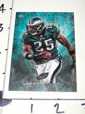 LeSean McCoy / 2013 Topps INCEPTION #59 / Philadelphia Eagles - Pitt Panthers