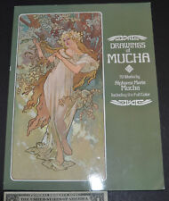 Drawings of Mucha by Alphonse Marie Mucha (1978, Pap...