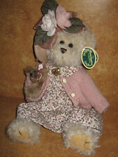 Bearington Teddy Bear Daisy & Belle 1069 Collectible