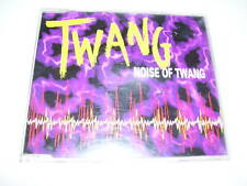 Twang - noise of twang RARE 3 tr. cdm 1992 early techno