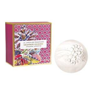 Fragonard Heliotrope Gingembre (Heliotrope Ginger) Perfumed Soap 150g 5.3oz