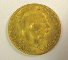 Münze, Österreich 1912, 10 Kronen, Franz Josef I     (1756)