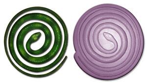 SNAKE Large Craft Sugarcraft Sculpey Silicone Rubber Mould