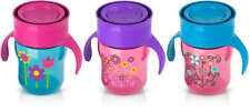 Philips Avent 9oz Spill Free Kids Cup w/ Lip Activated...