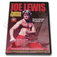 Joe Lewis Full Contact Karate Fighting Endurance Workout 1#11 Dvd Jl11 new