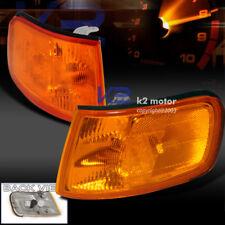 Depo For 1994-1997 Honda Accord Corner Turn Signal Lights Amber