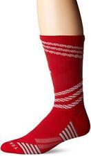 1 PAIR adidas Unisex Speed Mesh Basketball/Football Team Crew Sock SIZE M, L