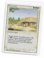 Magic the gathering ~ MTG ~ 1x Farmstead ~ Revised ~ M/NM