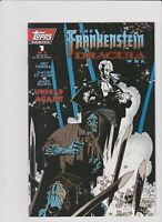 THE FRANKENSTEIN DRACULA WAR #1 of 3 TOPPS  1995 FN/VF COMBINED SHIPPING