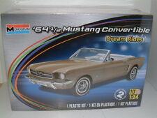1/24 Monogram 1964 1/2 Ford Mustang fasciatoio, KIT IN PLASTICA