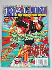 RAIJIN COMICS #25 JAPANESE MANGA MAGAZINE JUNE 18 2003
