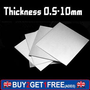 100x100mm Titanium TA2 ASTM Grade 2 Metal Plate Sheet Tool Thickness: 0.5-10mm