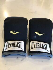 Everlast Training Gloves  Black