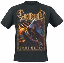 Ensiferum Thalassic Männer T-Shirt schwarz   Band-Merch, Bands