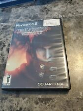 Final Fantasy VII Dirge of Cerberus PlayStation 2 PS2 Complete CIB