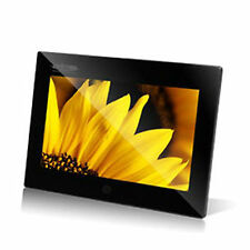 "UNICORN LTD-700 Digital Photo Frame 4Mode LCD 7"" BGM Player w-SD, USB Port/Black"