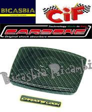 9383 - TAPPO CONTACHILOMETRI CARBON LOOK EFFETTO CARBONIO VESPA 50 SPECIAL
