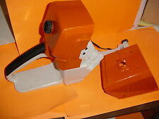 FOR STIHL CHAINSAW 044 MS440 REAR TANK HANDLE NEW # 1128 350 0851 ---- UP DR.22