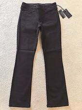 NWT NYDJ Not Your Daughters Jeans MAHOGANY Billie Mini Boot Cut $124 Size 2P