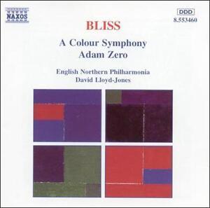 Bliss: A Colour Symphony; Adam Zero (CD, Jul-1996, Naxos (Distributor))