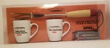 Teton Grill Co. Catch and Cook Fork & Mug Set w/ Flat Rap Rapala Lure Gift Set
