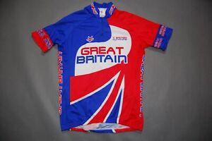 BRITISH CYCLING Great Britain Shirt Jersey - Size L