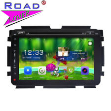 "8"" Quad Core Android 6.0 Car Media Center GPS Navi For Honda Vezel Stereo Player"