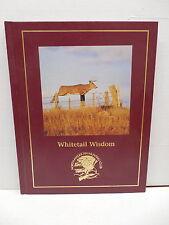 Whitetail Deer Wisdon Hunting Guide Book North American Club Bucks Does Secrets