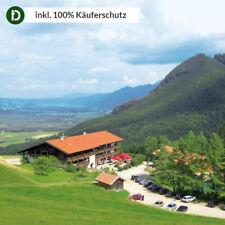 Chiemsee 3 Tage Grassau Reise Flair-Hotel Berggasthof Adersberg Gutschein