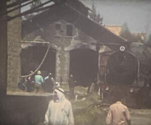 Vintage Syria Arab Train Railroad Super 8mm Home Movie Lot of 2 50ft Reels