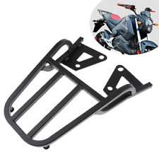 M3/M5 Motorcycle Rear Shelf Refitted Box Tail Fin Luggage Rack Strong Structure