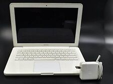 "Apple MacBook 13.3"" A1342 2010 2.4Ghz 4GB RAM 500GB HDD With Brand New Battery"