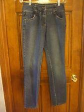 Joy High Waist Straight Leg Skinny Jeans - Size Gr. 40 (Size 10 US)