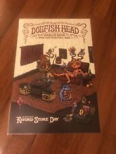 Laminated Marq Spusta Dogfishhead Record Store Day Poster Beer Brewery Music