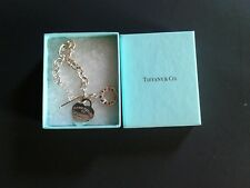 Tiffany & Co  Please Return To Toggle Bracelet Pre-Owned