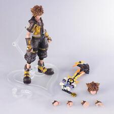 Play Arts Kai Bring Arts Sora Kingdom Hearts Iii Figure 6 inch scale No Box