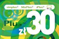 Kod Plus 30 z dobrym kontaktem i obsługą.
