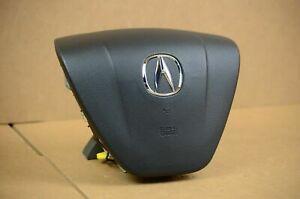 Acura MDX Driver Wheel Airbag OEM Black MD-X Steering Wheel