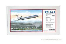 Tu-154 Aeroflot MODELL Bausatz 1 100 Tupolew TU 154 Flugzeugmodell Reifra