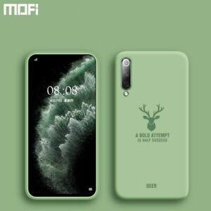 Xiaomi Mi 9 Lite / Mi9 SE Case Silicone Cover Soft Tpu Capas Fashion Back Green