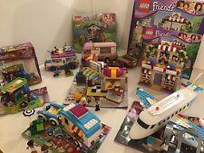 Lego Friends Konvolut 8 Sets 41311,41034,41006,41335, OVP, Sammlung kg
