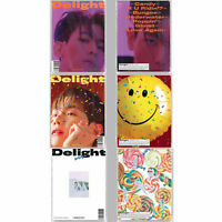 BAEKHYUN Delight (2nd Mini) Album CD + Photo Book + Photocard +Tracking Number