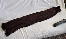 BN Indian Brown Cotton Scarf/Scarves Festival Boho Ethnic Shawl Wrap