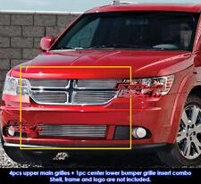 Fits Dodge Journey Billet Grill Insert Combo 2011-2012