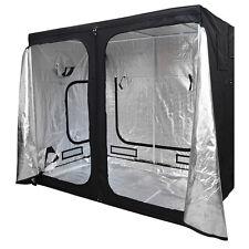 GrowTent Pro Grow Tent 1.2m X 2.4m X 1.8m 180cm High